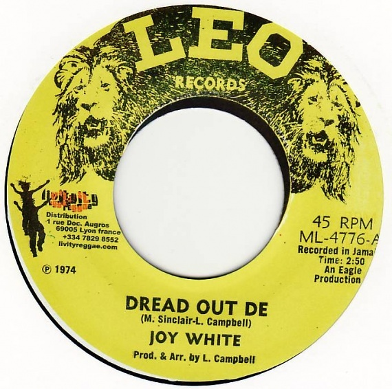 Joy White Spiderman Dread Out De Eagle Special