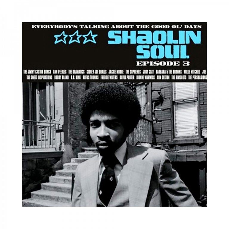 b48d6029d179e Shaolin Soul: Episode 3 | Soul Jazz Records