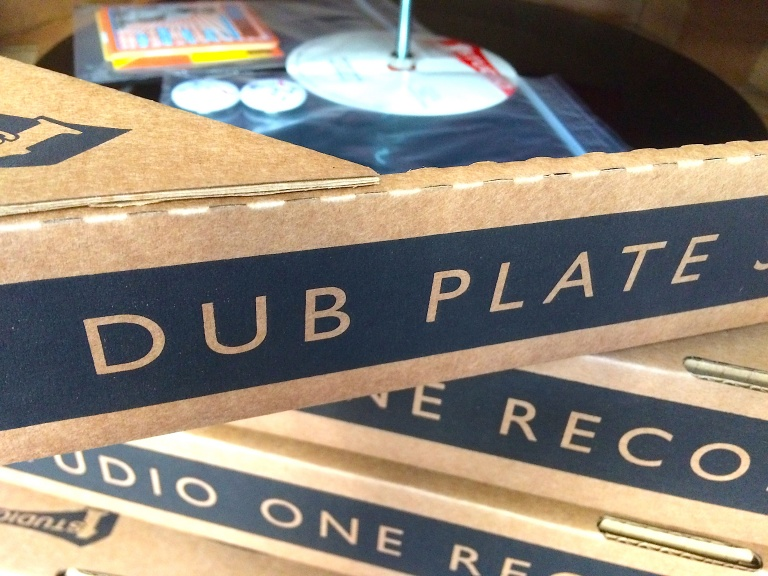 STUDIO ONE DUBPLATE#2 BOX EDITION – The Officials - Distant