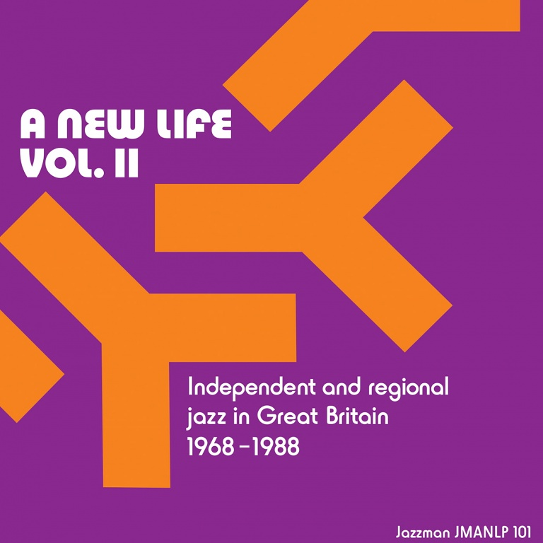 A New Life Vol  2 | Soul Jazz Records