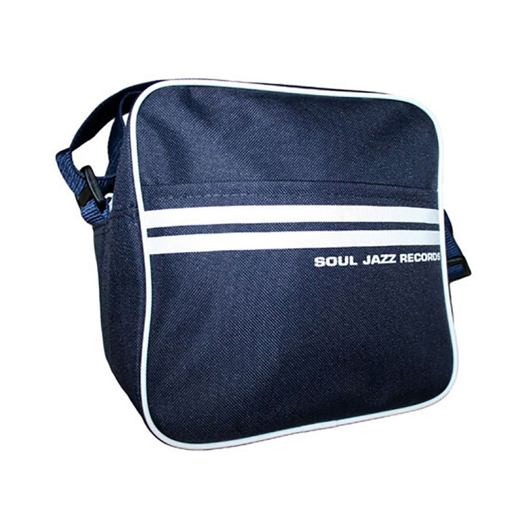 12 Record Classic Bag Navy Blue