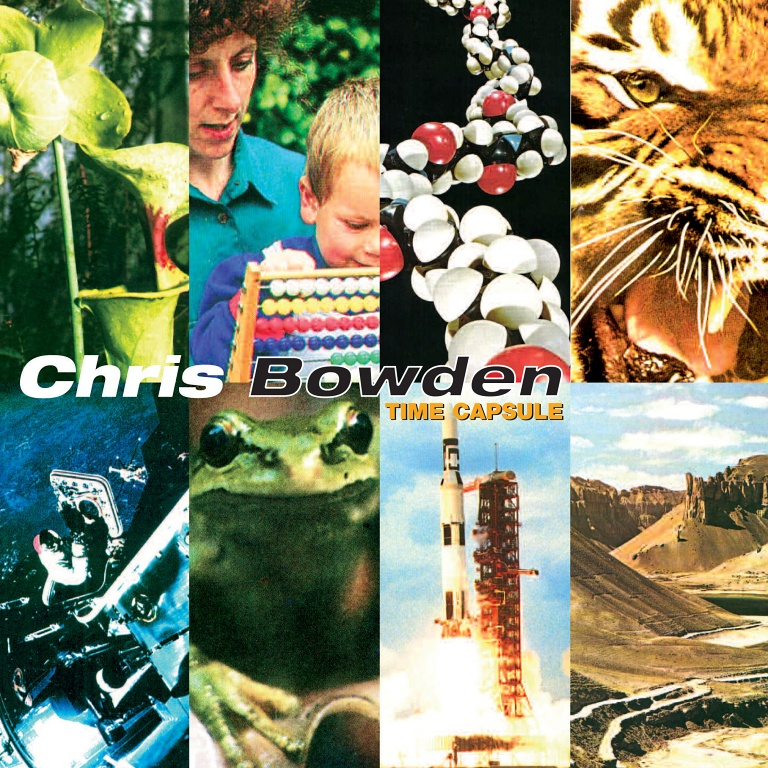 Chris Bowden – Time Capsule (1992) | Soul Jazz Records