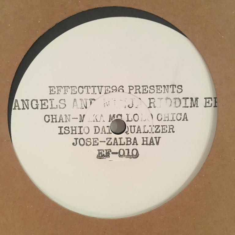 Effective96 Presents: Three Angels And Ninja Riddim EP Vol  1 | Soul
