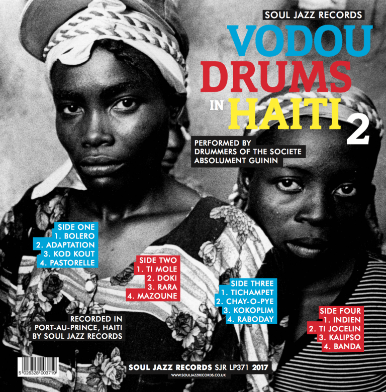 Vodou Drums in Haiti 2: The Living Gods Of Haiti | Soul Jazz