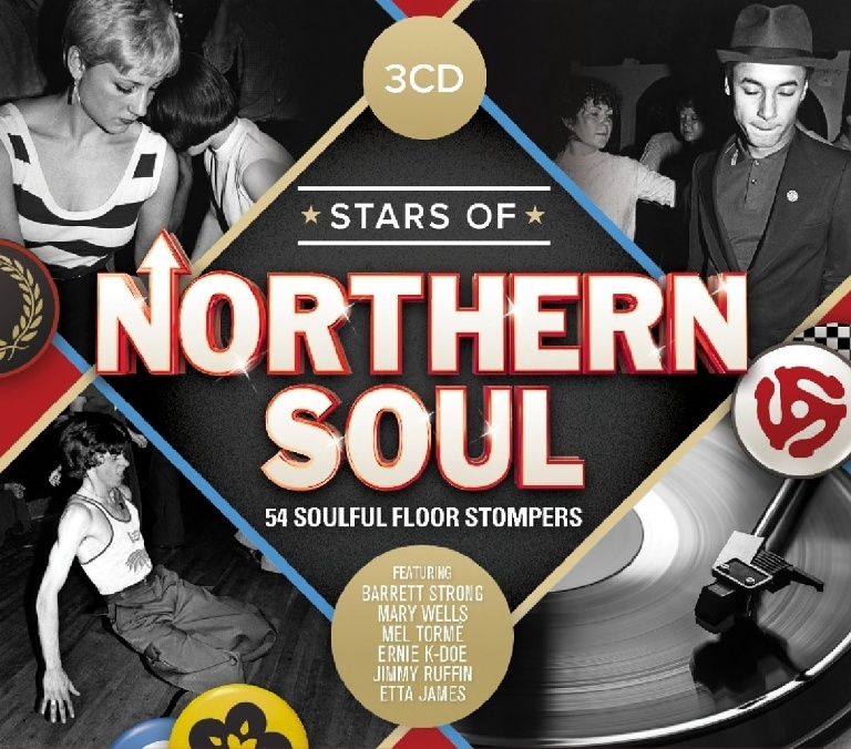 Stars of Northern Soul – 54 Soulful Floor Stompers   Soul Jazz