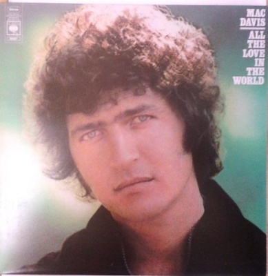 Mac Davis – Song Painter (1970) | Sounds of the Universe