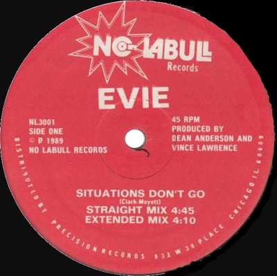 Evie - Situations Don't Go