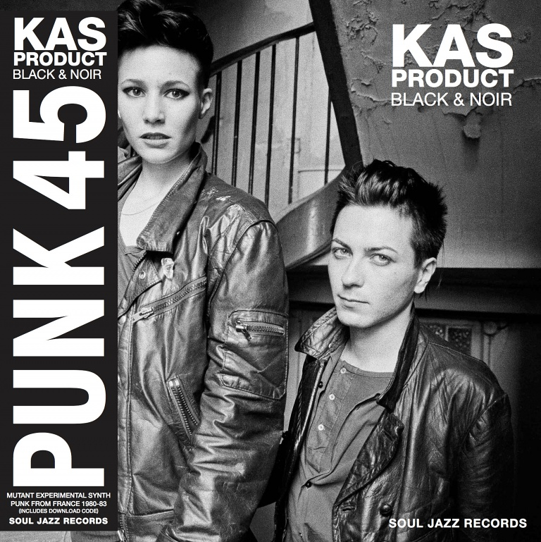 KaS Product – Black & Noir: Mutant Synth-Punk from France 1980-83