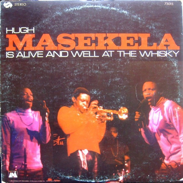 Hugh Masekela Son Of Ice Bag Up Up And Away