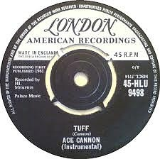 Ace Cannon – Tuff | Sounds of the Universe