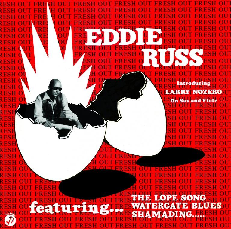 Soul Jazz Records presents Eddie Russ – Fresh Out (1974) | Soul Jazz