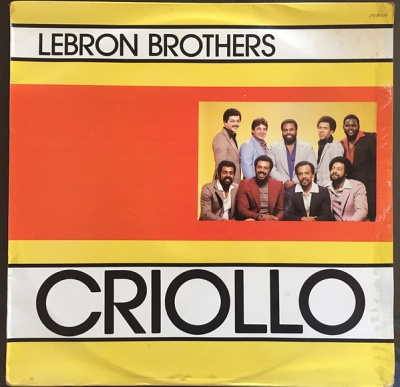 86ac237b5ee The Lebron Brothers Orchestra – Psychedelic Goes Latin