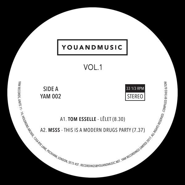 Various – YOUANDMUSIC VOL 2 | Soul Jazz Records