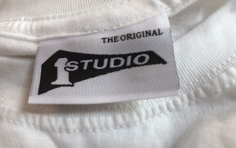 Studio One Records Official T-Shirt – White | Soul Jazz Records