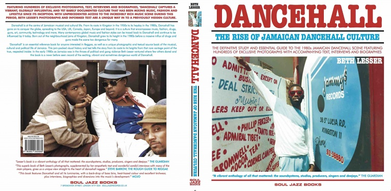Dancehall Book (New 2017 Edition) – The Rise Of Jamaican
