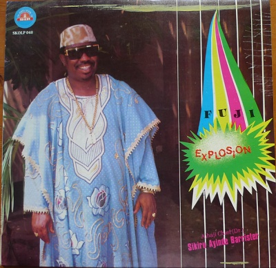 Dr  Alhaji (Chief) Sikuru Ayinde Barrister And His Supreme