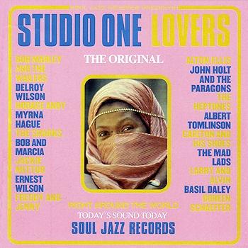 Studio One Lovers | Soul Jazz Records