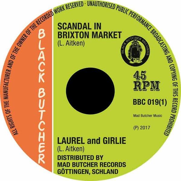 Laurel Aitken Suffering Still Reggae 69