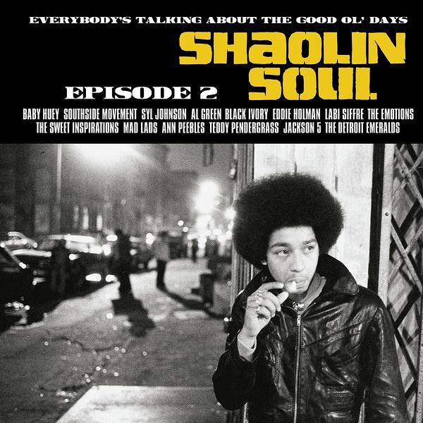 1e5c1ae45a99a Shaolin Soul: Episode 2 | Soul Jazz Records