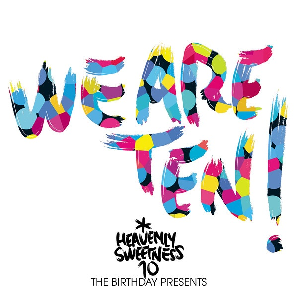 We Are Ten! The Birthday Presents   Sounds of the Universe