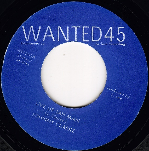 Johnny Clarke Jah Love Is With I