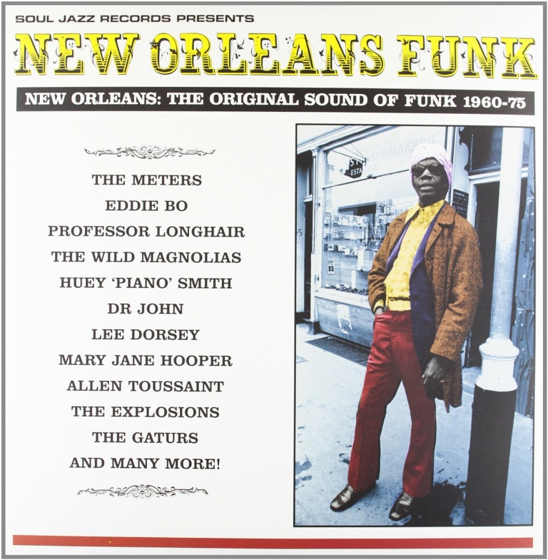 Image result for new orleans funk