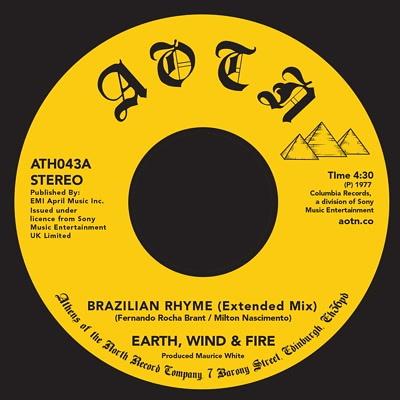 Earth, Wind & Fire – Brazilian Rhyme   Soul Jazz Records