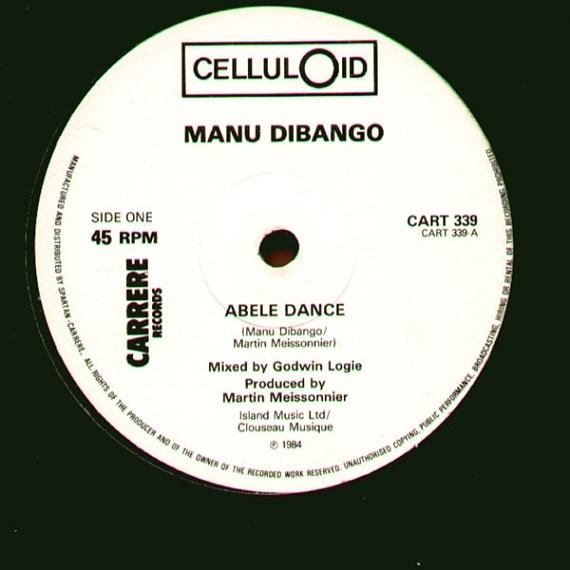 Manu Dibango Sun Explosion