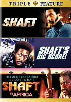 Shaft 1971 Shaft S Big Score 1972 Shaft In Africa Starring