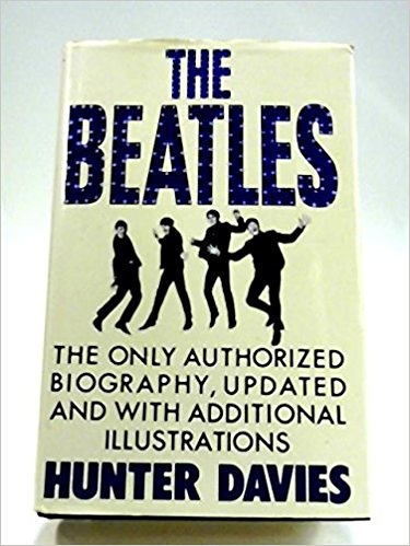 The Beatles The Only Authorised Biography By Hunter Davies