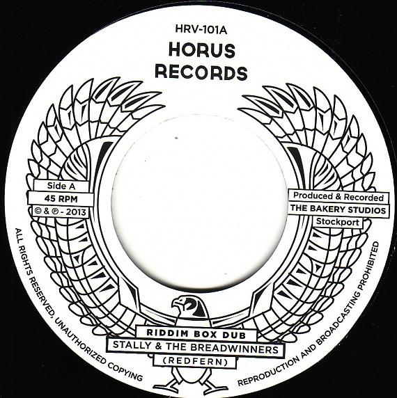 Stally & The Breadwinners / Skinshape – Riddim Box Dub / Soul Groove