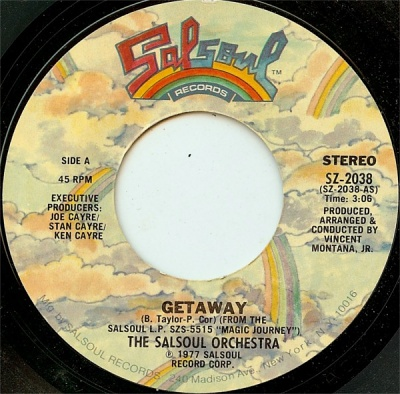 The Salsoul Orchestra Christmas Jollies