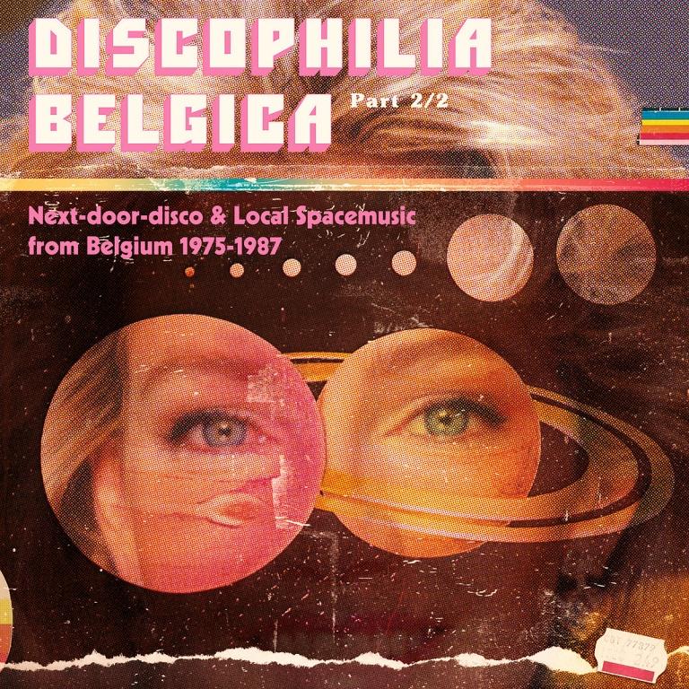 Discophilia Belgica Next Door Disco Local Spacemusic
