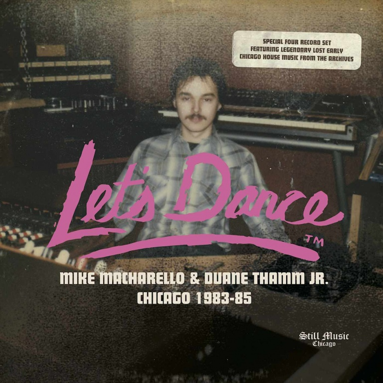 a6923bee8 Let's Dance: Mike Macharello & Duane Thamm Jr. Chicago 1983-85Various  Artists