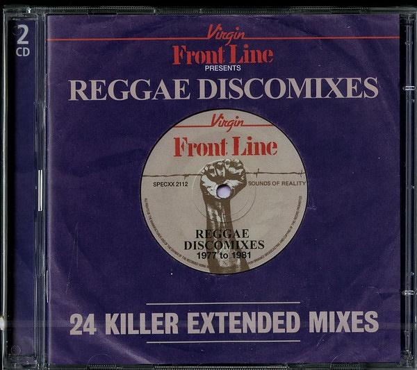 Virgin Front Line Presents Reggae Discomixes (24 Killer Extended Mixes)