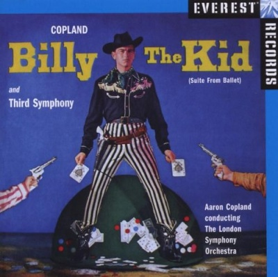 Copland: Appalachian Spring - Rodeo - Billy the Kid