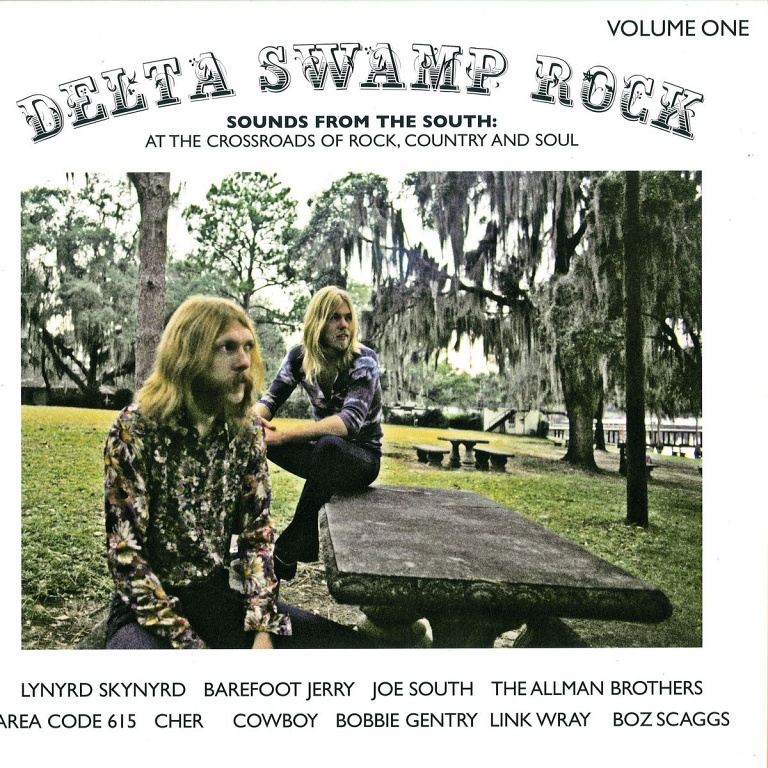 Delta Swamp Rock Soul Jazz Records