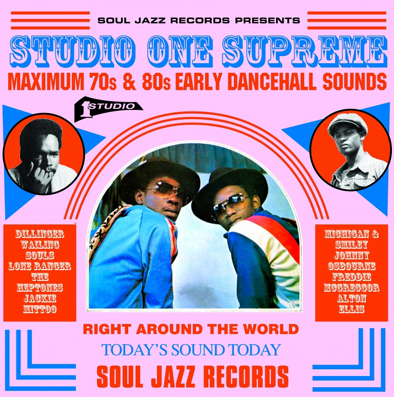 Studio One Supreme Soul Jazz Records