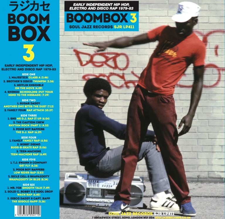 Boombox 3 | Soul Jazz Records