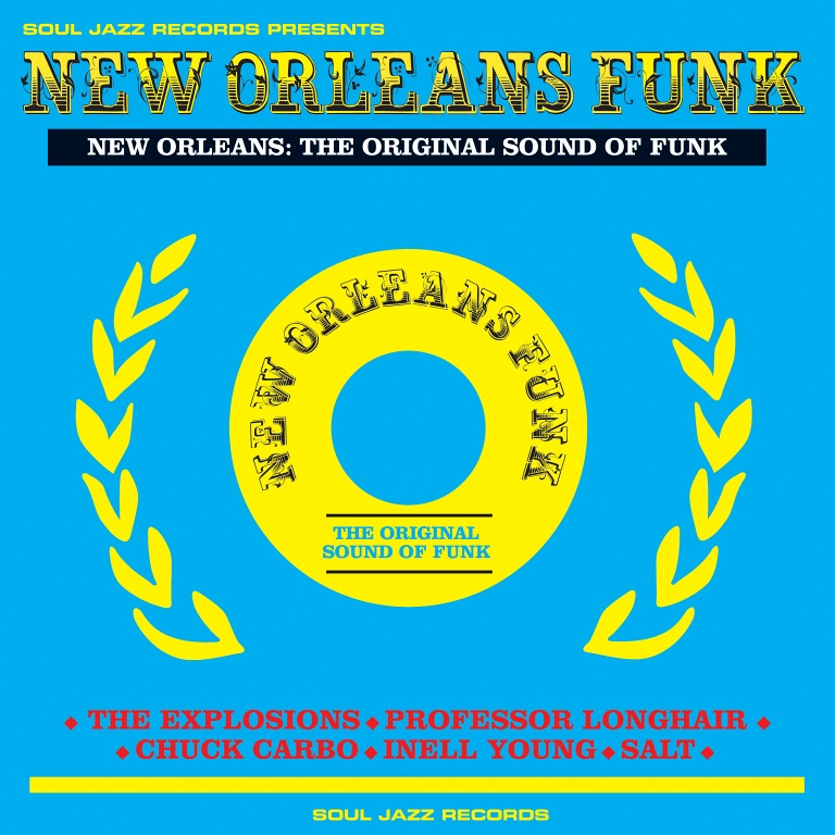 New Orleans funk 2 rar - marsub's blog