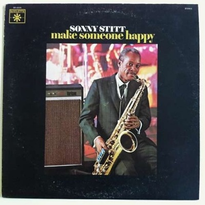 Sonny Stitt The Sensual Sound Of Sonny Stitt