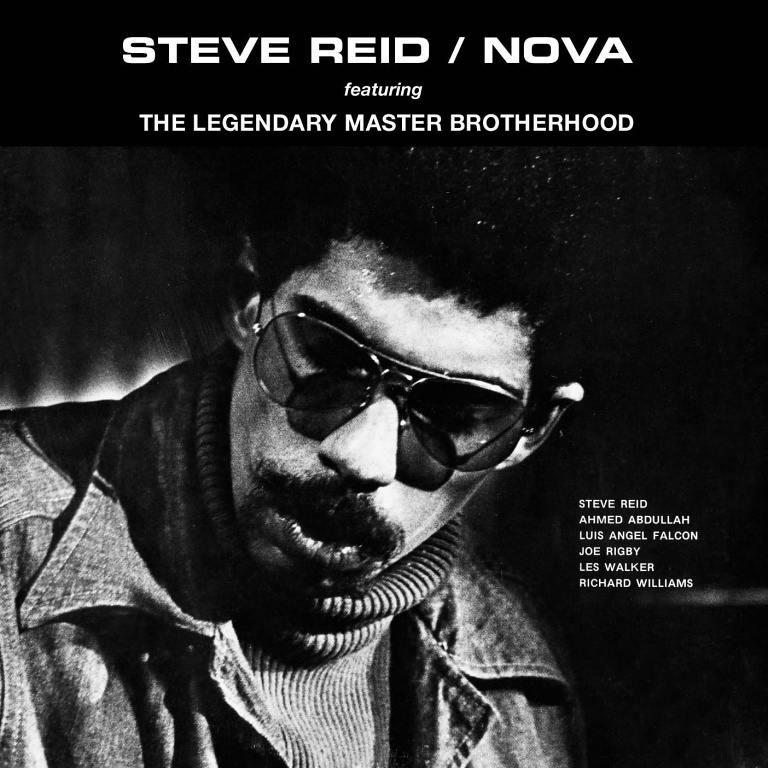 Soul Jazz Records presents Steve Reid featuring the