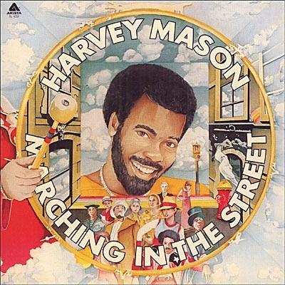Resultado de imagen de harvey mason marching in the street