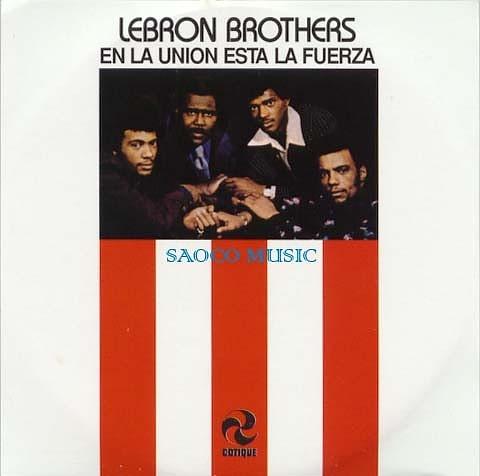 ed19a22d9b4b Lebron Brothers – En La Union Esta La Fuerza