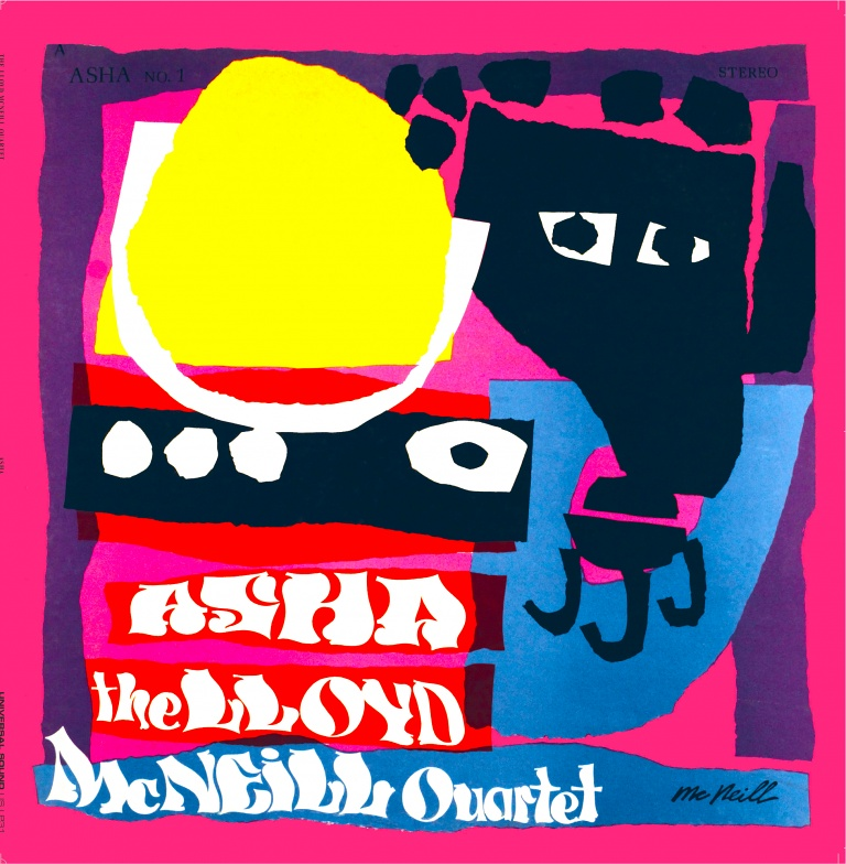 Lloyd McNeill Quartet – Asha (1969) | Soul Jazz Records