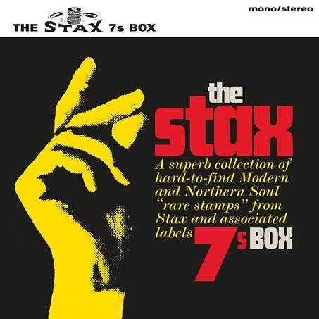 db586c31a003 The Stax 7s BoxVarious Artists