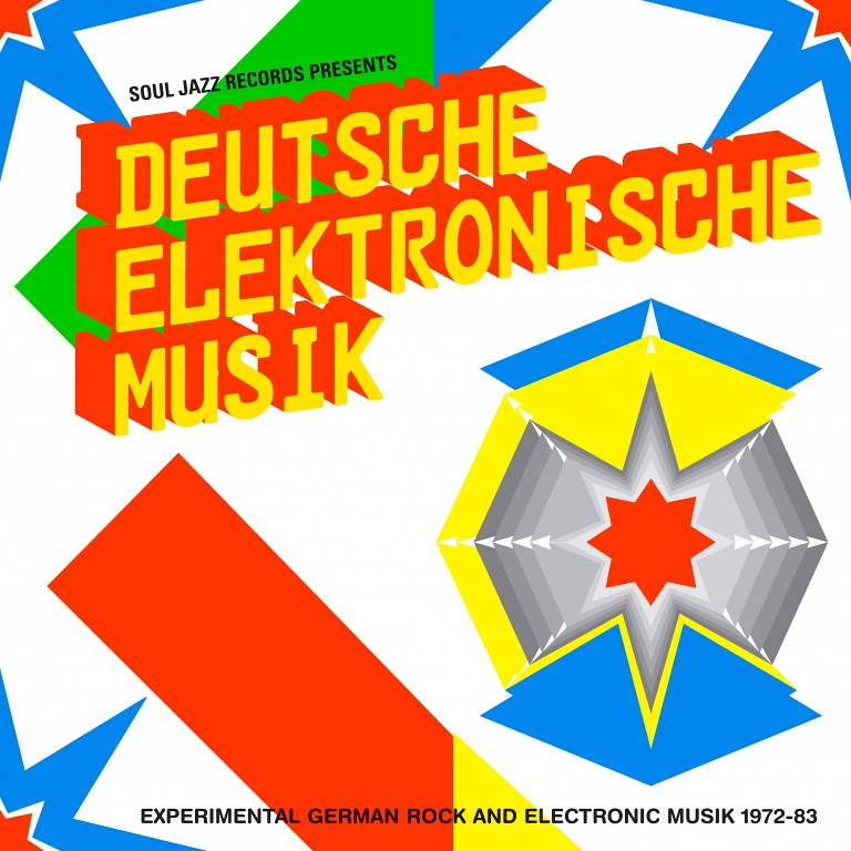 dfff1fdce Deutsche Elektronische MusikExperimental German Rock and Electronic Music  1972-83