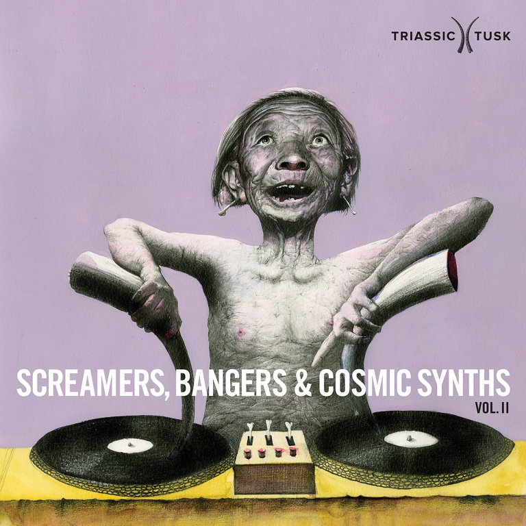 Screamers, Bangers & Cosmic Synths Vol  2 | Soul Jazz Records