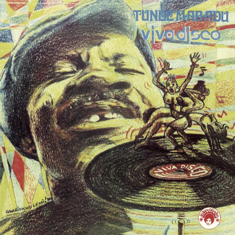 Tunde Mabadu – Viva Disco | Soul Jazz Records