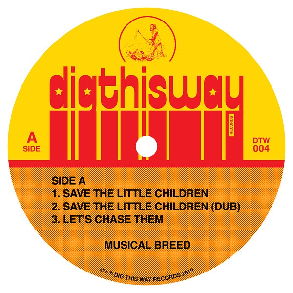 Musical Breed – Save The Little Children | Soul Jazz Records
